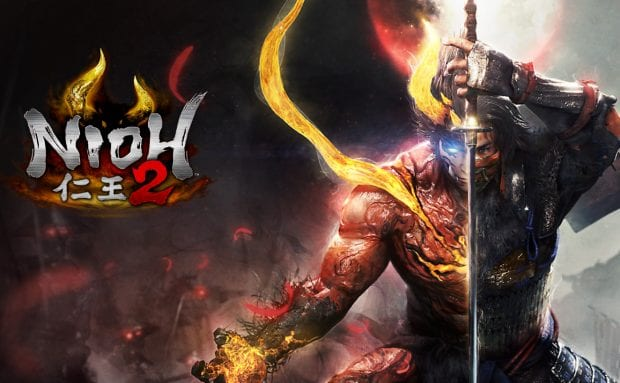 Nioh 2 features