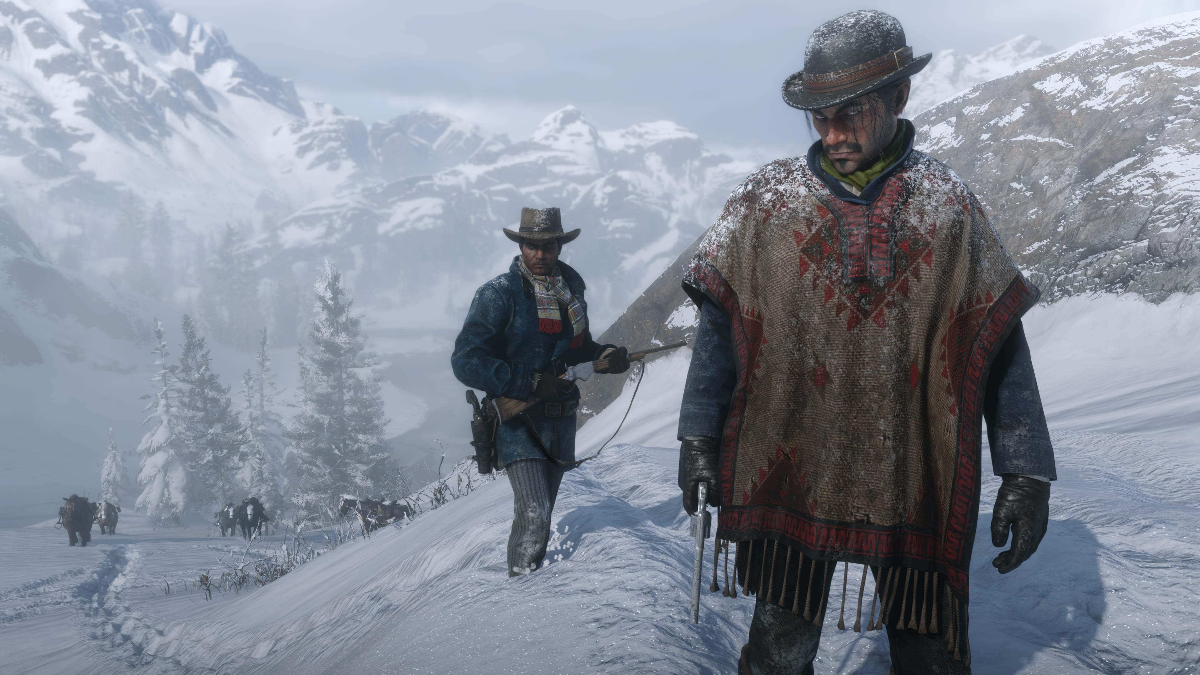 Red Dead Redemption 2 Specifications