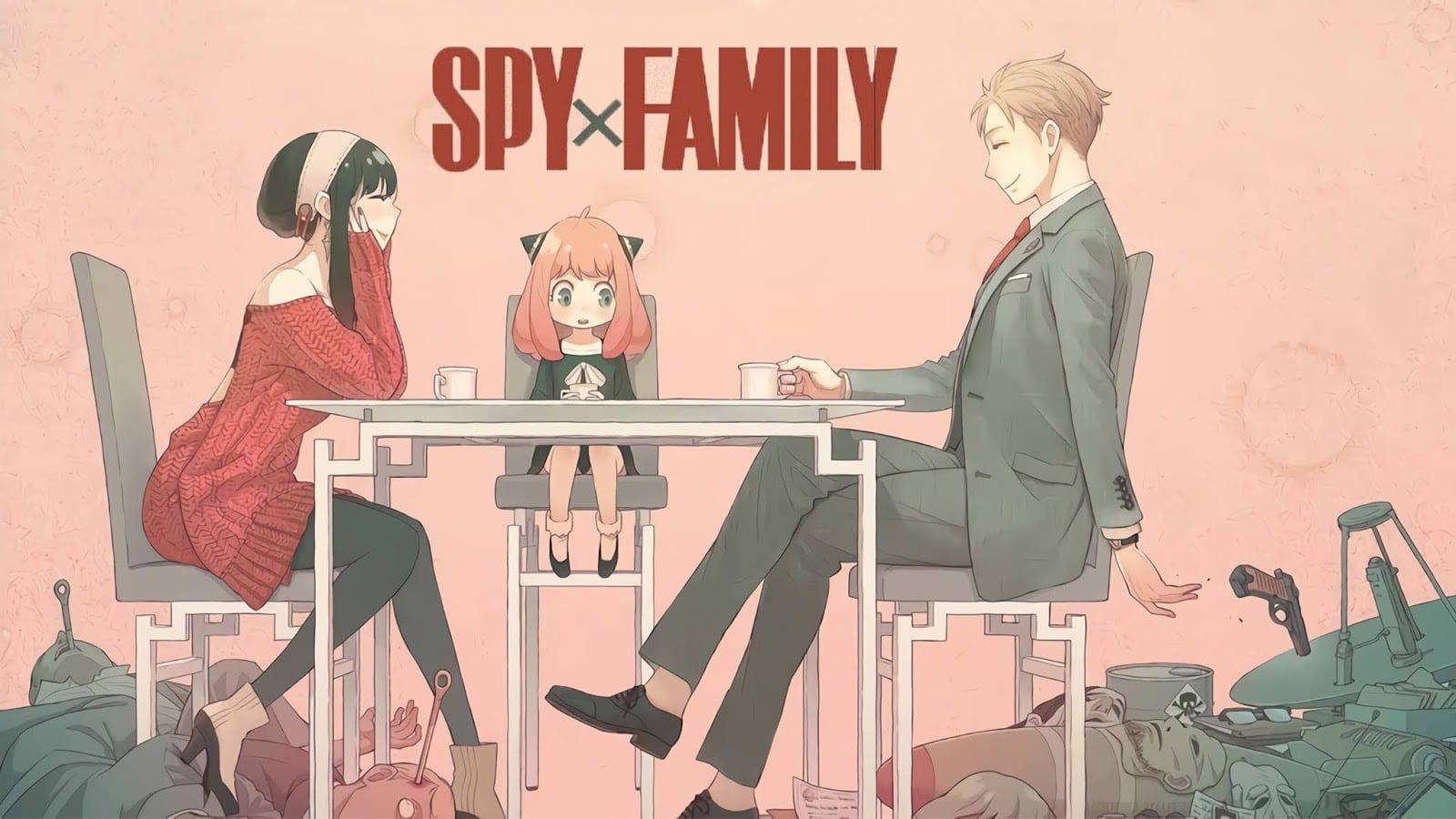 SPYxFAMILY Chapter 16 Read Online