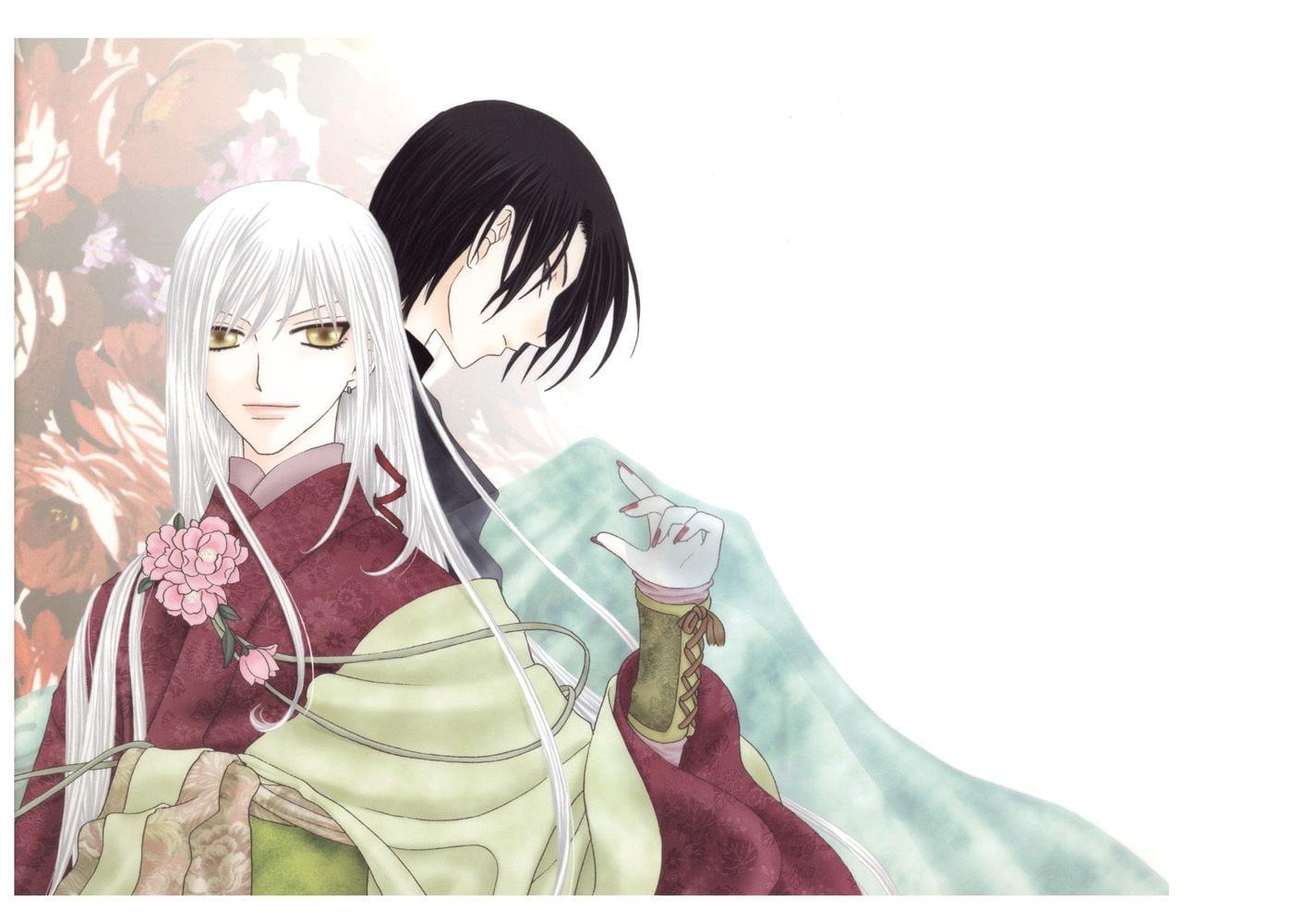 AYAME AND YUKI