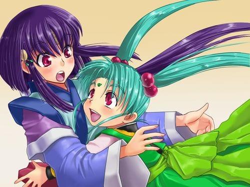 AYEKA AND SASAMI
