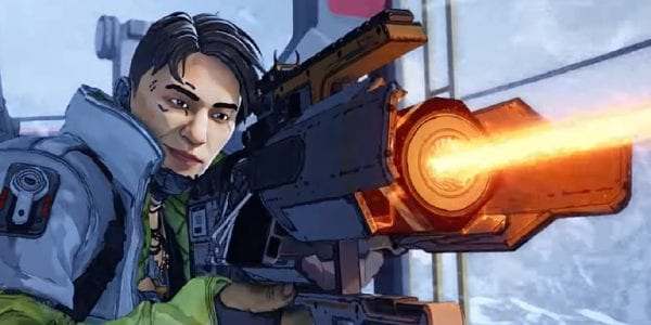 Apex Legends charge rife