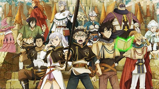 Watch Black Clover Episode 104 Online