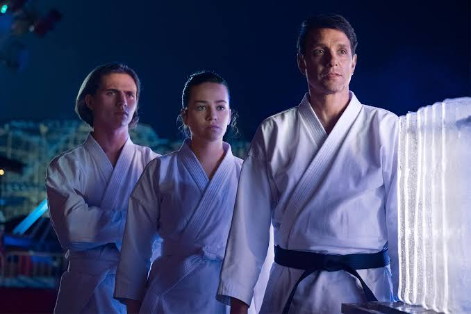 Cobra Kai Season 3 Cast