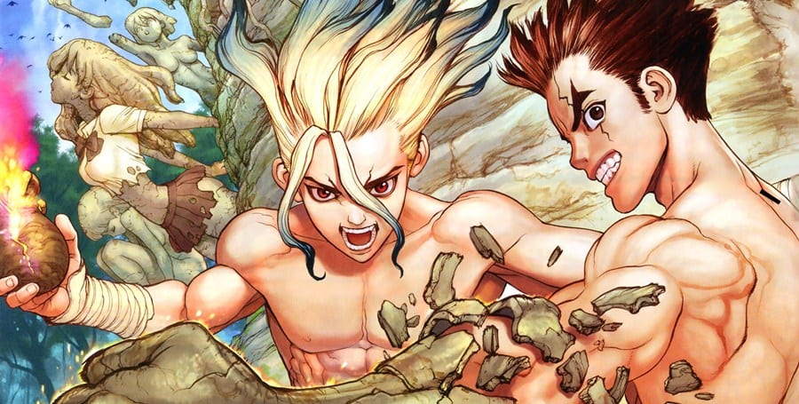 Dr Stone Chapter 127 Read Online
