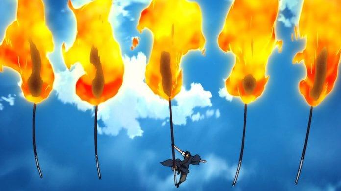Fire Force Episode 12 Watch Online