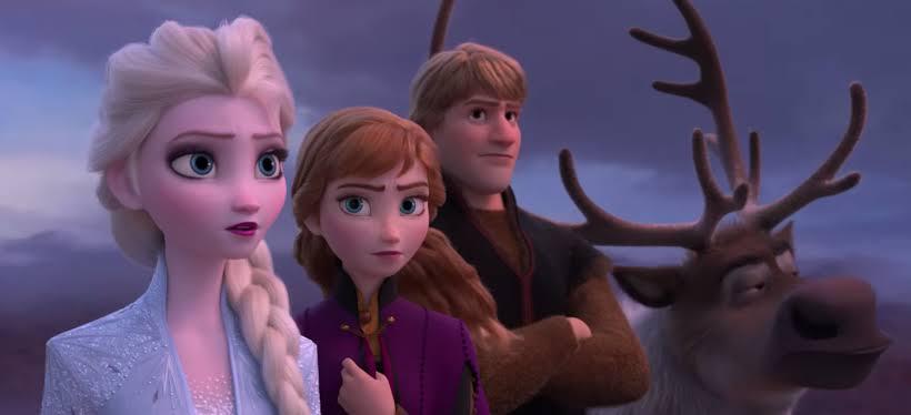 Frozen 2 Soundtrack List