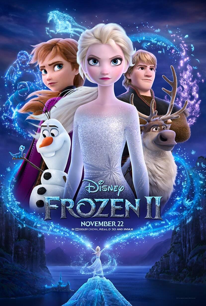 Frozen 2 Soundtrack Release