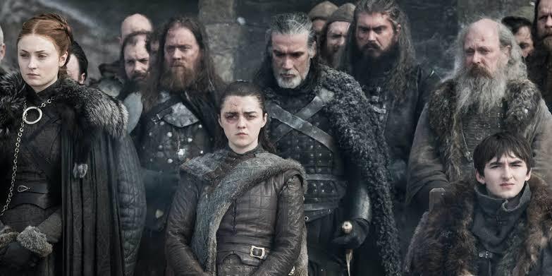 Game of Thrones Season 8 DVD
