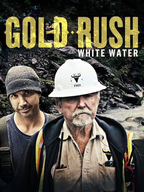Gold Rush White Water update