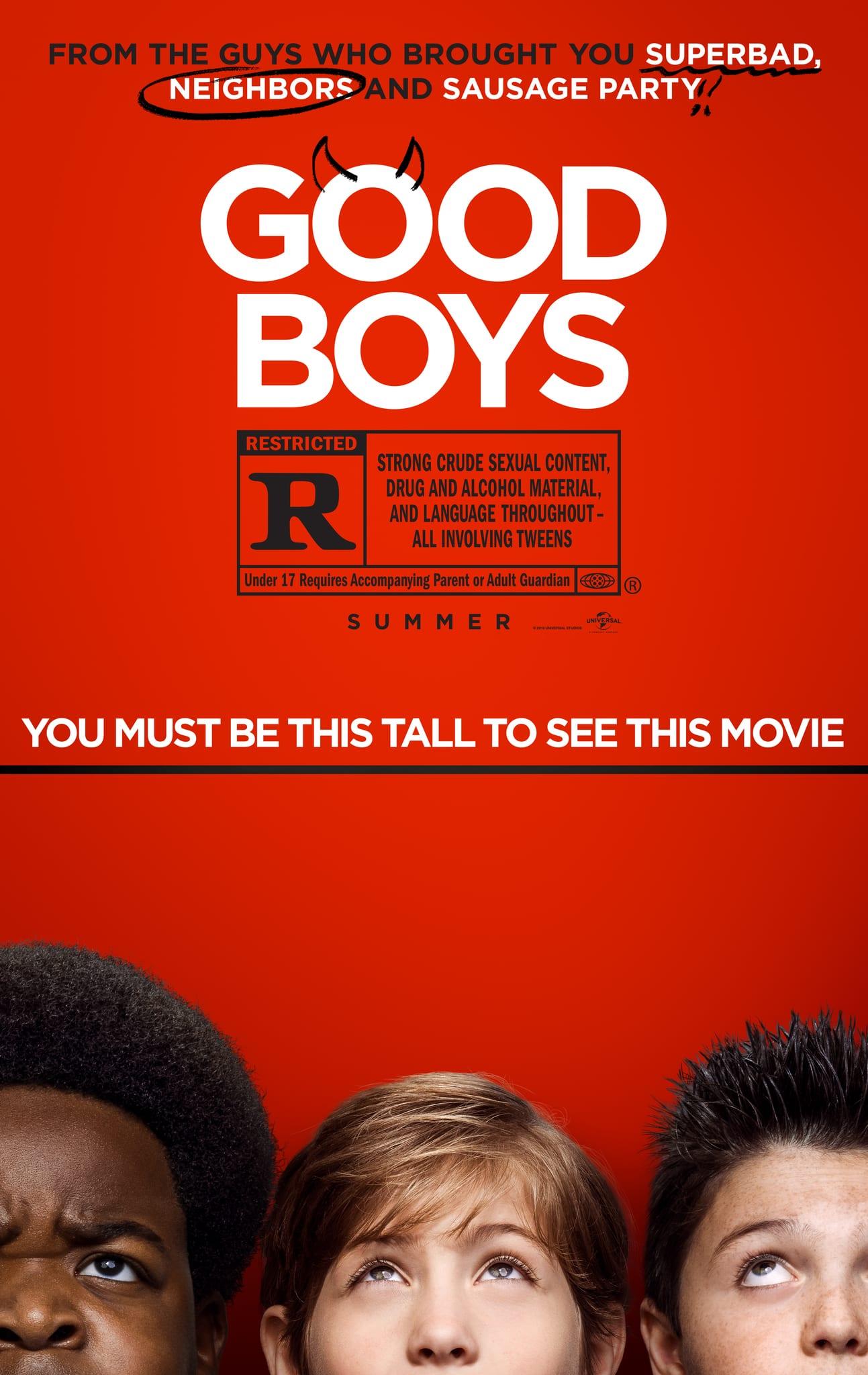 Good Boys DVD Release
