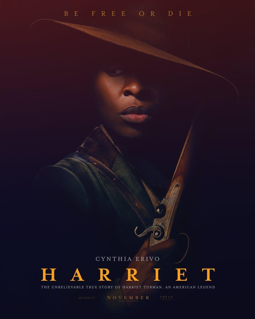 Harriet Tubman Movie Release