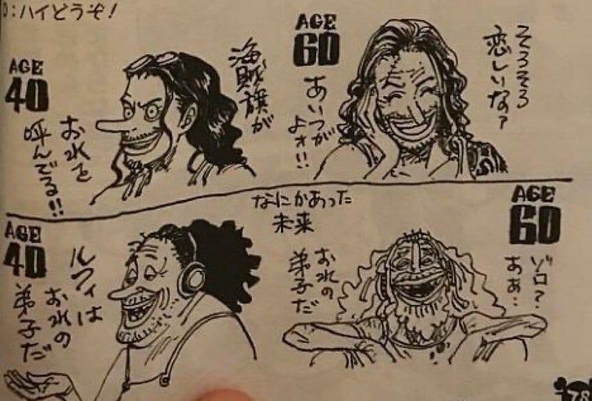 Usopp One Piece Eiichiro Oda