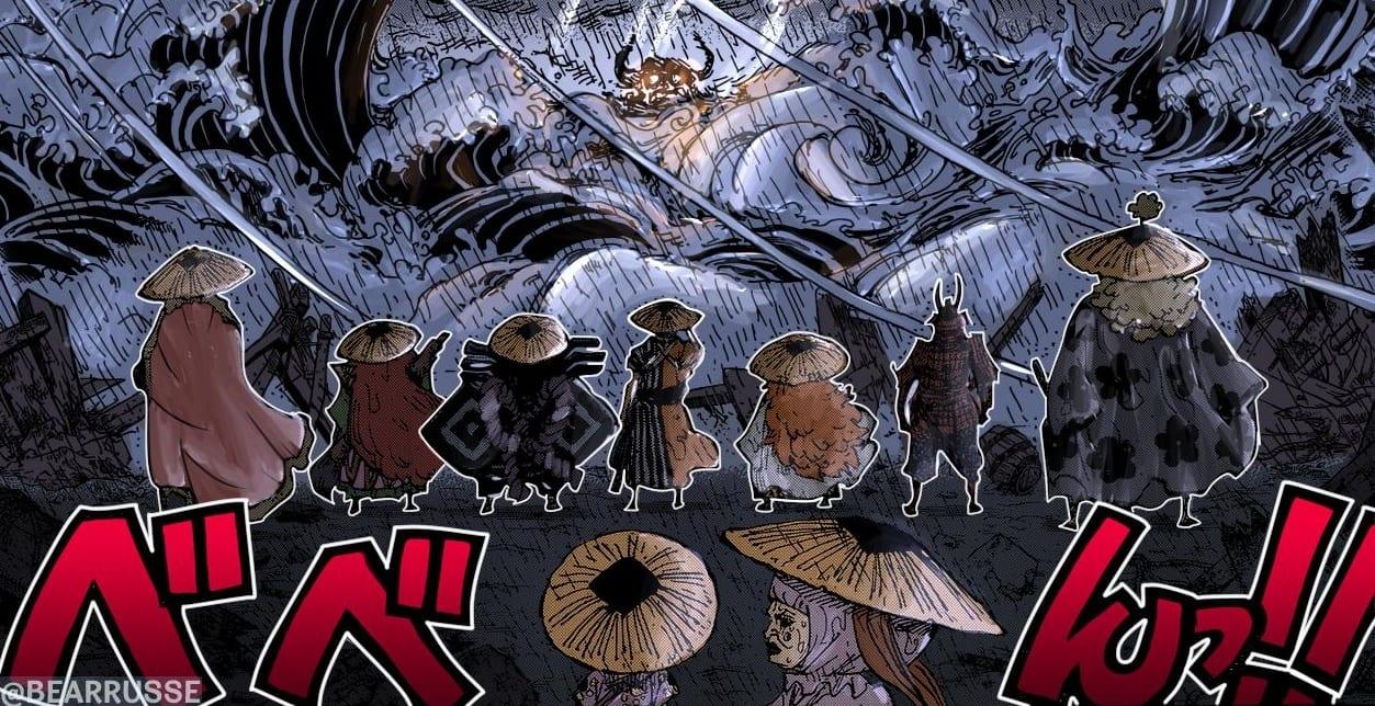 One Piece Wano Arc Act 3