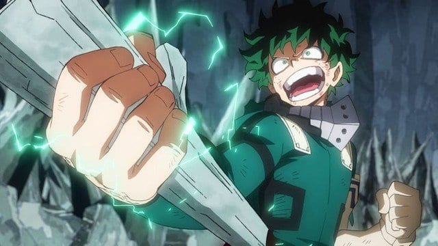 My Hero Academia Season 4 Episode 1 Online Stream
