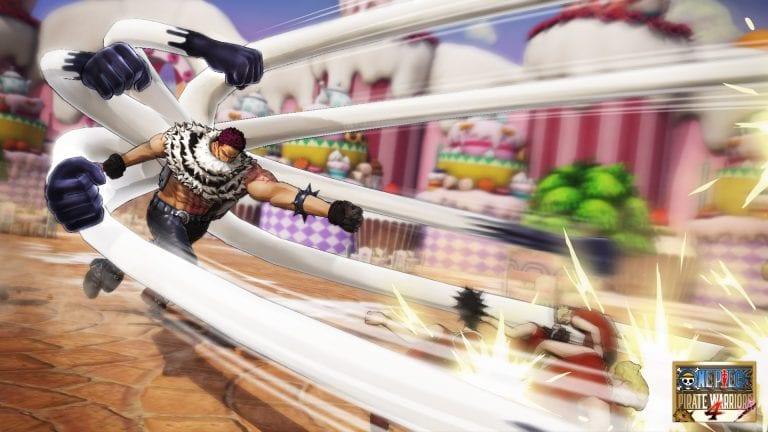 One Piece Charlotte Katakuri Pirate Warriors 4