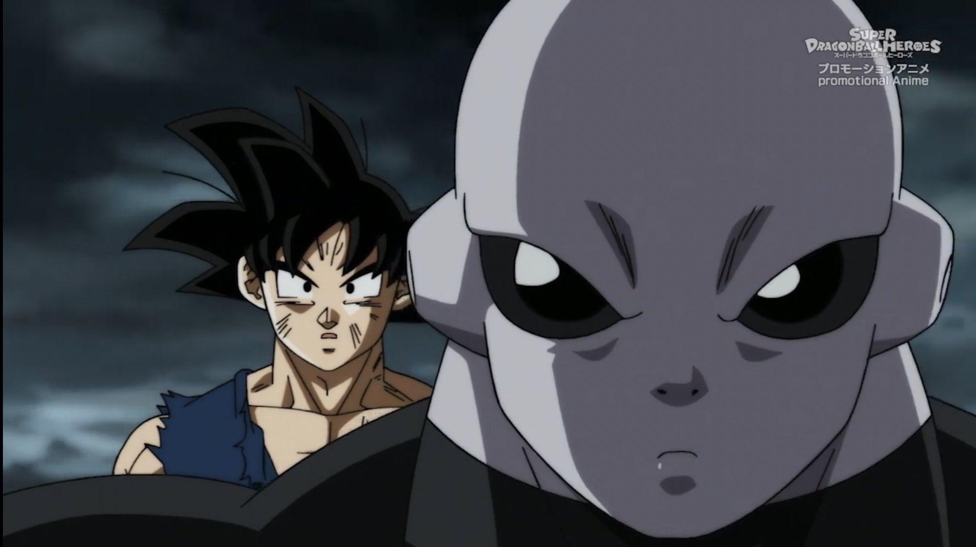 Dragon Ball Heroes Episode 17 watch online