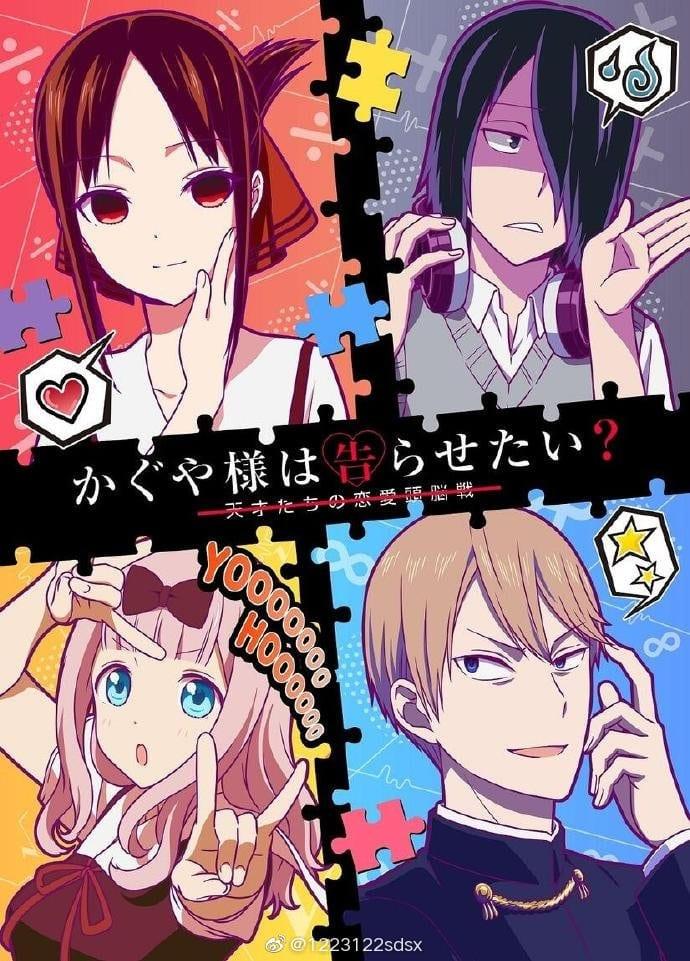 Kaguya-sama Season 2 Release Date