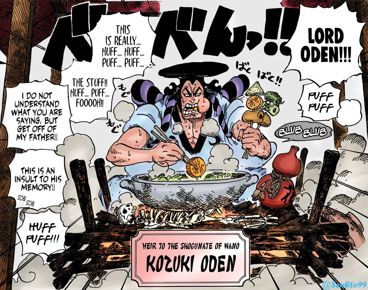 One Piece Chapter 961 Release Date