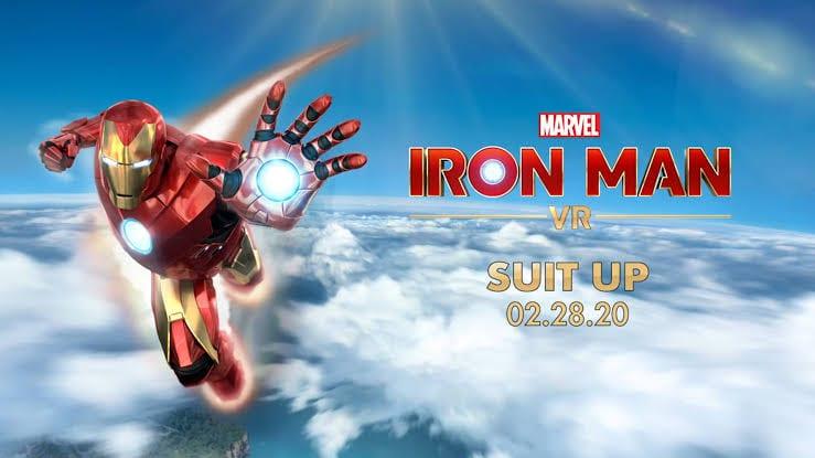Ironman VR update