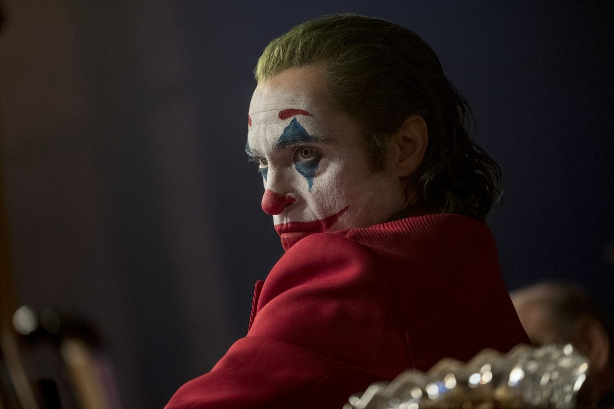 Joker Blu-ray update