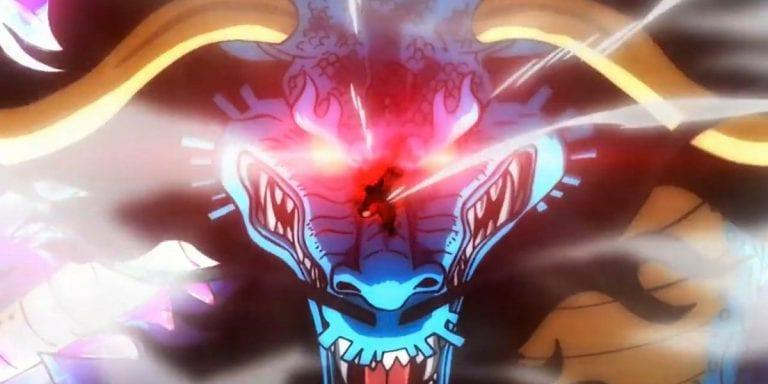 One Piece Luffy vs Kaido episode