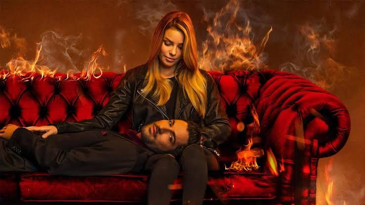 Lucifer Season Five