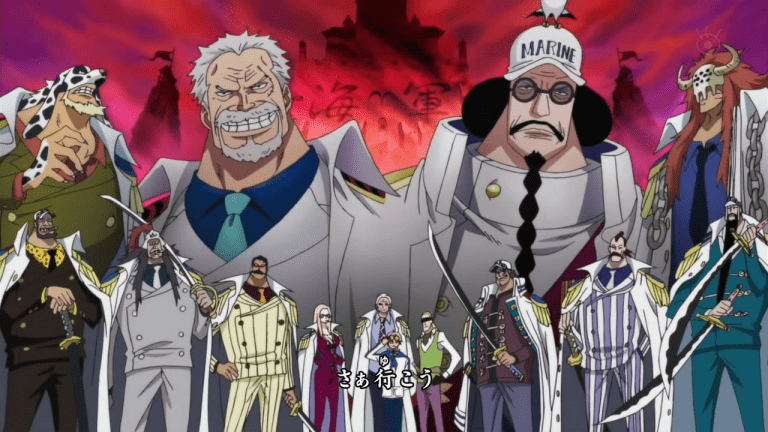 Marines One Piece