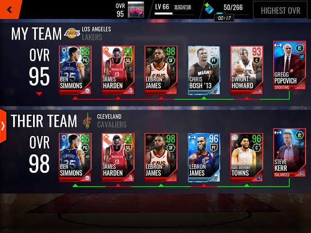 NBA Live Mobile Season 4 Release Date