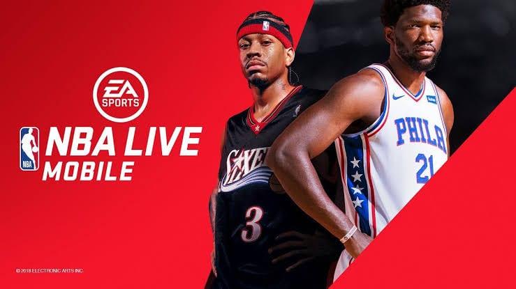 NBA Live Mobile Season 4
