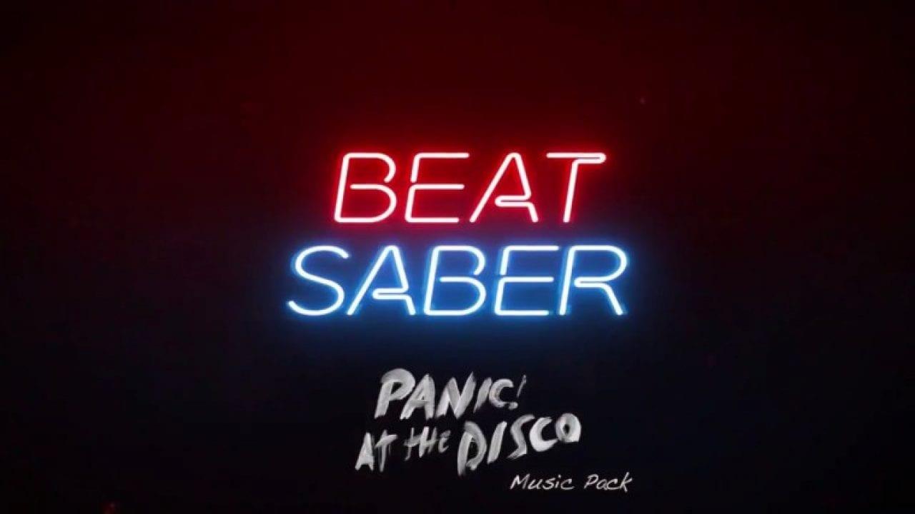 Panic At The Disco Beat Saber Inbound