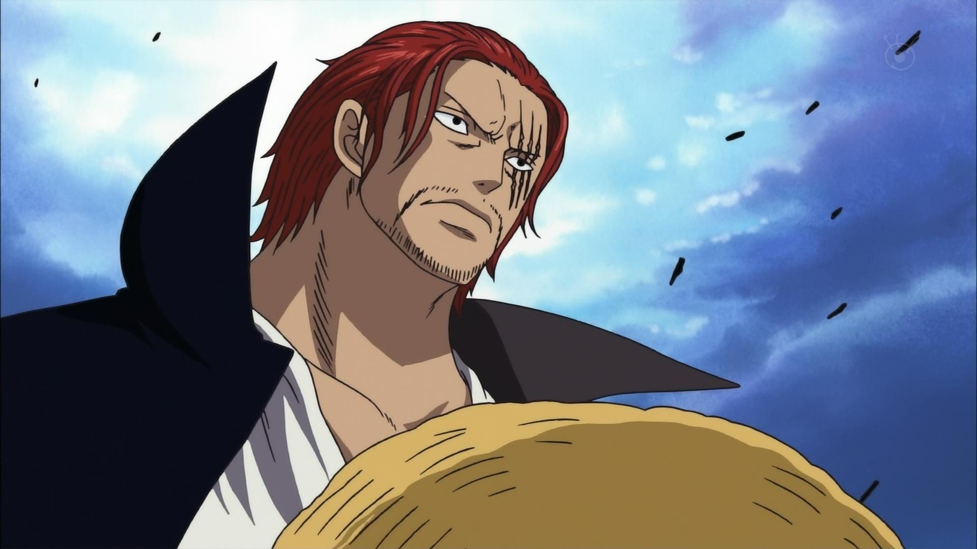 One Piece Shanks Father
