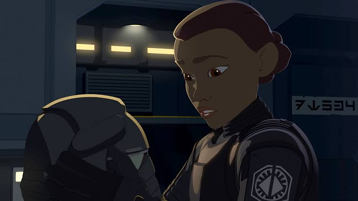Star Wars Resistance Season 2 update