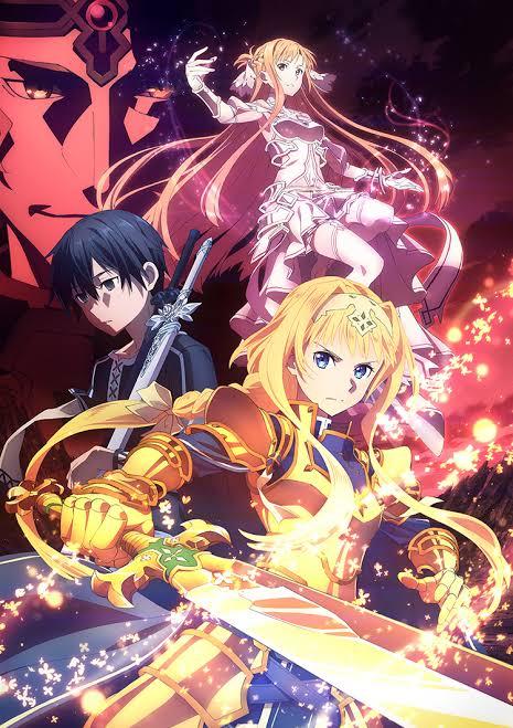 Sword Art Online Season 4 Update