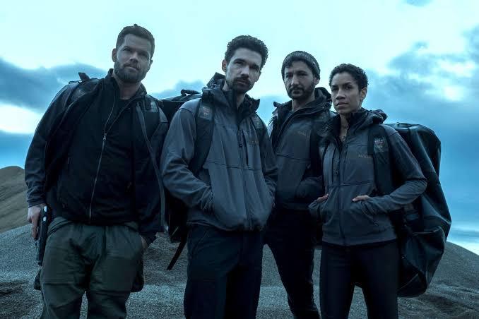The Expanse Season 4 Cast