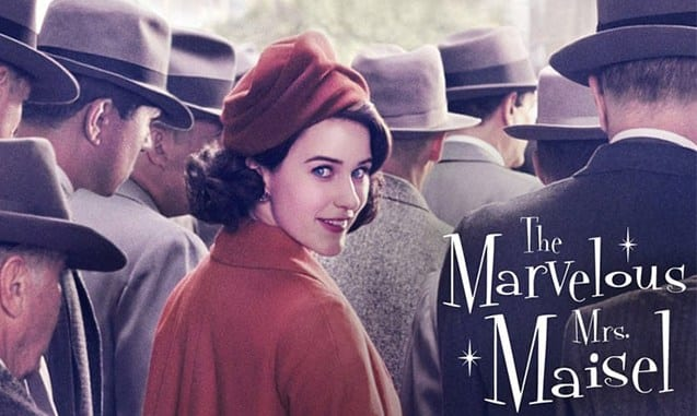 Marvelous Mrs Maisel season three release date
