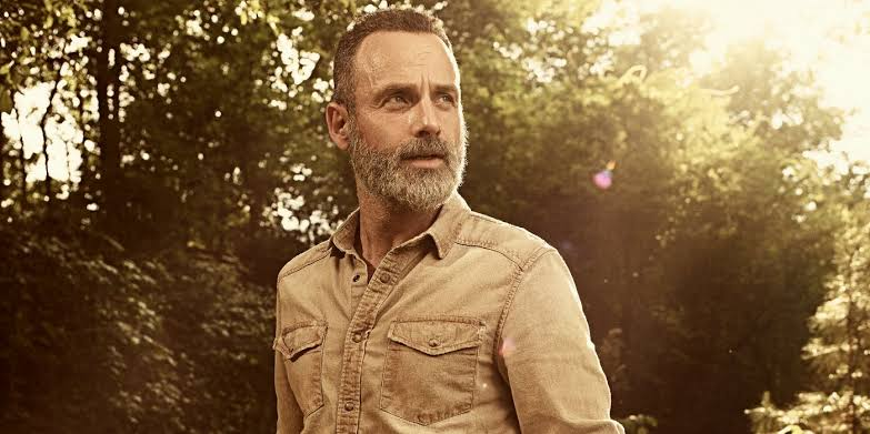 The Walking Dead Rick Grimes Movie Release