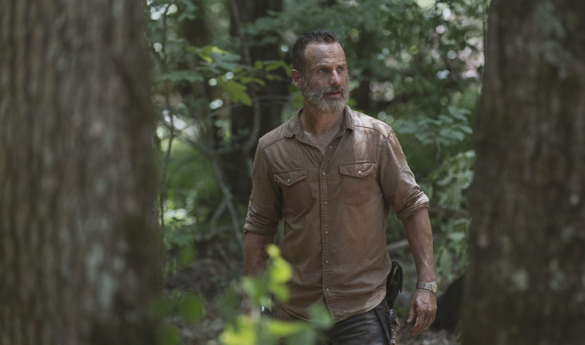 The Walking Dead Rick Grimes Movie