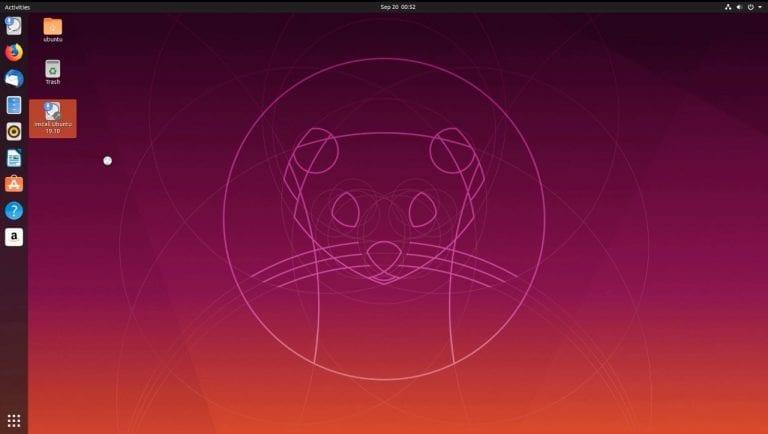 Ubuntu 19.10 Release Date