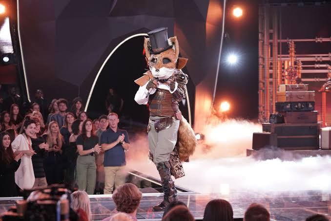 Unmasked Characters The Masked Singer