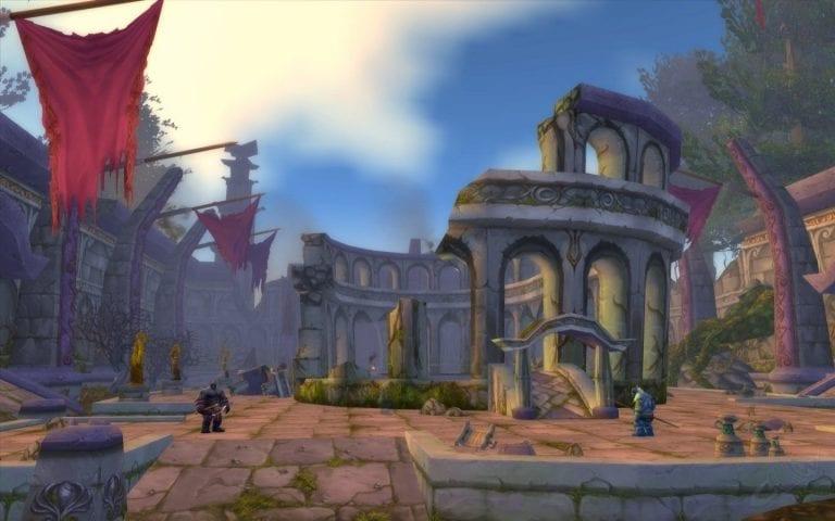 World of Warcraft Classic Phase 2