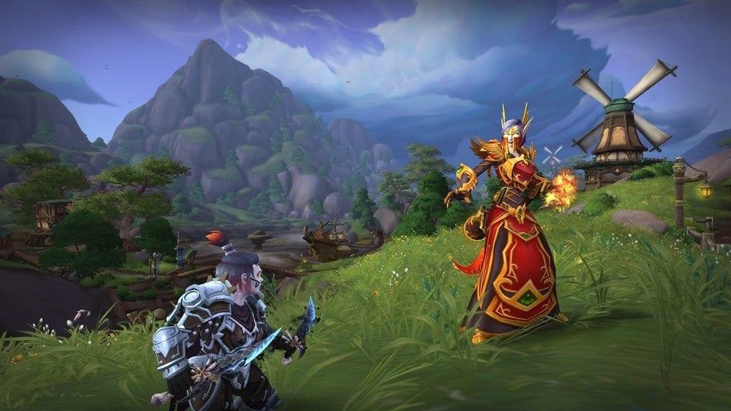 World Of Warcraft Update 8.3