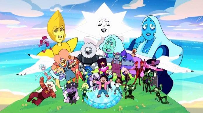 Steven Universe Future Release Date New Opening Cast