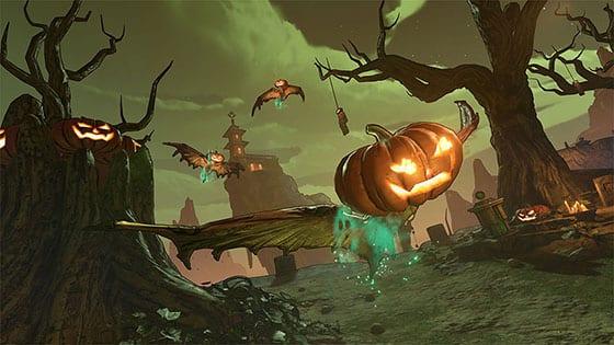 Borderlands 3 Bloody Harvest update