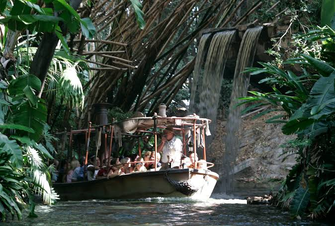 Jungle Cruise Release Date