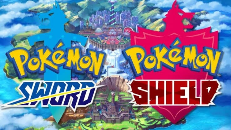 Pokemon Sword And Shield size