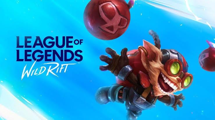 League of Legends: Wild Rift update
