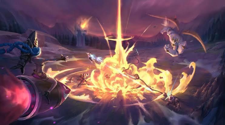 League of Legends Season 10 Release