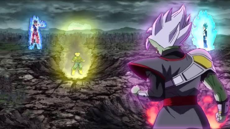 Super Dragon Ball Heroes Episode 17 update
