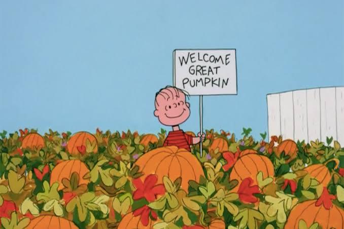 The Great Pumpkin Charlie Brown In 2019